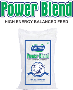 Power Blend - Bag With Logo